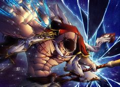 WHITEBEARD, Edward Newgate, from the best anime ONE PIECE! Here u have my take of this beast guy! I loved this guy and he is for sure one of my favorites secondary characters  I hope u like!&n...