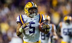 Derrius Guice could be vital to Leonard Fournette's Heisman hopes = You know all the different clichés that apply to the Heisman Trophy (if not, search for any prominent coach and the word Heisman).  The gist of them: It's an individual award but it takes a lot more than one guy to win it.  LSU.....