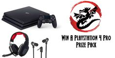 Playstation 4 Pro Worldwide Giveaway!