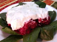 cranberry jello - in 12 Creative Ways to Eat Wisconsin Cranberries [Recipes]