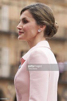 YANES Flower stud earrings | June 13, 2016 in Salamanca, Spain.