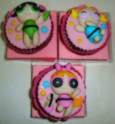 Cupcakes Chicas Superpoderosas