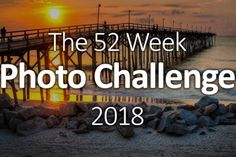 If you're looking to improve your photography skills in 2018, doing a year-long photo challenge is a great way to stay motivated with ideas and inspiration