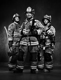 DURACELL FIREFIGHTERS by Tim Tadder, via Behance