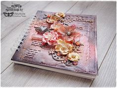 Mixed Media Steampunk Tag Tutorial using Finnabair 'Rust Effect Paste' - YouTube
