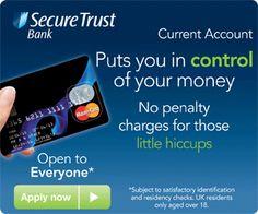 secured credit cards uk only