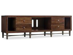 Hooker Furniture Home Entertainment Studio 7H Park City Entertainment Console 5388-55484