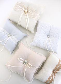 Ring Pillow www.handmadebysarakim.com