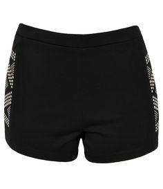 Short Hot Pants Feminino com Termocolantes - Lojas Renner