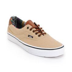 Vans Tan Shoes