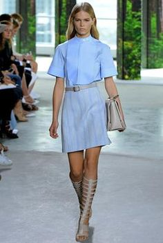 Boss Spring 2015 Ready-to-Wear Fashion Show: Complete Collection - Style.com