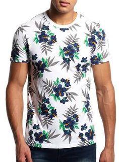 Camiseta Superdry Hawaiian