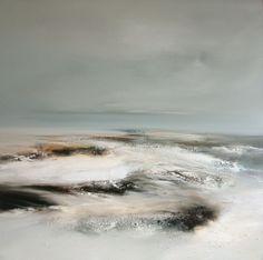 Pathway. 101.5cm x 101.5cm, oil on canvas. Dion Salvador Lloyd