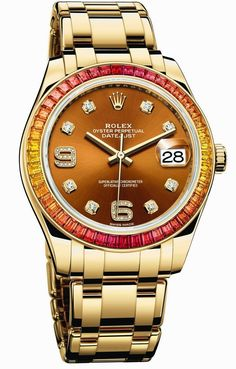 6be4dac6611 Oyster Perpetual Datejust Pearlmaster 39 de ROLEX