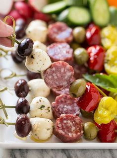 Easy Party Food Ideas - Livingly