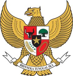 Illustration about Garuda Pancasila the national emblem of indonesia, Merdeka, Bhinneka tunggal ika. Illustration of eagle, merah, ouch - 123547738 Free Vector Graphics, Free Vector Art, Share Logo, Eagle Vector, Indonesian Art, Blue Color Schemes, People Illustration, Airbrush Art, Vector Photo