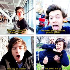 One Way or Another! And you already won my heart Hazza! ;)