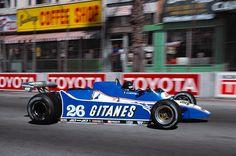 1980 Ligier JS11/15 - Ford (Jacques Laffite)