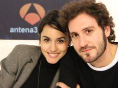 Megan Montaner y Álex Gadea