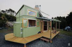 Tiny house tours new zealand