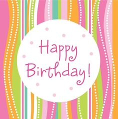Happy Birthday Wishes Pictures Collection 14 - Latest Collection of Happy Birthday Wishes Happy Birthday Art, Happy Birthday Pictures, Happy Birthday Greetings, Birthday Fun, Colorful Birthday, Birthday Parties, Birthday Clips, Birthday Posts, Birthday Messages