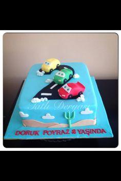 Arabalı pasta/ cakes/