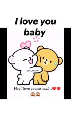 I Love You Pictures, Love You Gif, Love Picture Quotes, Cute Love Images, Cute Love Gif, I Love You Baby, I Love You Quotes, Love Yourself Quotes, Text Messages Love