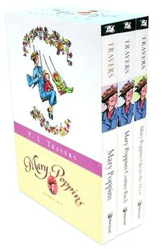 Mary Poppins is another great book series I have to read to my children.