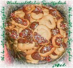 Wessels Küchenwelt: Weihnachtliches Spritzgebäck