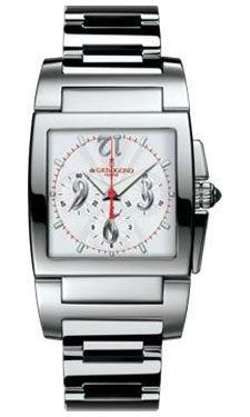 de Grisogono Uno Chronograph Stainless Steel (Style No: UNO CHRONO N02/B) from SwissLuxury.Com