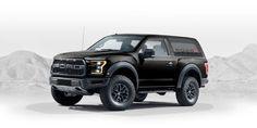 2020 Ford Bronco Black