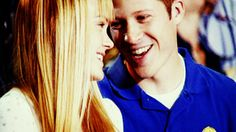 I will be obsessed with Matt Saracen and Julie Taylor forever. (even though i want to be her) Texas forever, y'all. Best Tv Couples, Tv Show Couples, Movie Couples, Cute Couples, Julie Taylor, Famous Celebrities, Celebs, Texas Forever, Lights Camera Action