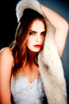 Cara Delevingne Channels Penny Lane in Her New Boho-Cool Campaign