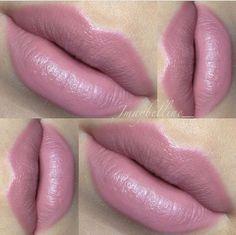 """Mac faux lipstick is my new favorite and """"go to"""" color. Love! Love! Love!"""