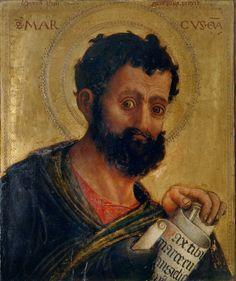 Maestro Giorgio (Giorgio Schiavone?) - San Marco - 1454 - Pinacoteca di Brera
