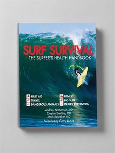 Surf Survival Handbook by Roxy - FRT1