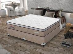 Box para Colchão Queen Size Plumatex Bipartido com as melhores condições você encontra no site do Magazine Luiza. Confira!