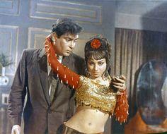 Sharmila Tagore with Shammi Kapoor