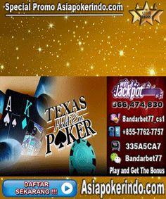 TOUCH this image: Asia Poker Indo Hadir Dengan Beragam Kejutan Special by Clarisa Kartina