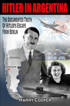 We believe Hitler was protected because hewas an Illuminati agent. But Harry Cooper saysHitler and 1000's of Nazis enjoyed retirement in Argentinabecause of a formidable financial and military alliance with the President Juan Peron, and because of an exchange that included uranium and nuclear know-how. by Harry Cooperhttp://www.sharkhunters.com/To fully understand