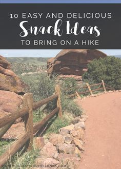 Are you new to hiking? It's not too scary, and you can find very beginner level trail options! Jump out of your comfort zone and try something new! Learn what snacks to carry on a hike. http://www.wheremysoulbelongs.com/2017/07/10-snacks-to-bring-on-a-hike/