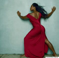 Serena Williams Covers Vogue (Again) And We Couldnt Be Happier