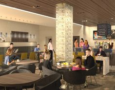 Cambria Hotel Milwaukee Slated to Open in August Milwaukee Riverwalk, Milwaukee Downtown, Cambria Hotels, Smart Televisions, Choice Hotels, Queen Room, Hotel Branding, New Property, Bathroom Styling