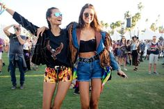 Must See Coachella Fashion 2016 - Best Street Style From Coachella 2016