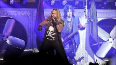 Motley Crue Tour Dates 2013 | Kiss and Motley Crue are performing their first Australian show for ...