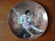 Vintage The Nutcracker Grand Finale 1981 Collector Plate | SelectionsBySusan - Collectibles on ArtFire