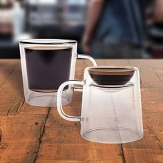 Gamago - $40 - The Double Shot Coffee and Espresso Mug // Pack of 4