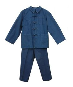 Chinese work Suit
