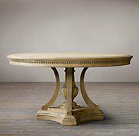 St. James Dining Table | Spring 2013 - NEW | Restoration Hardware