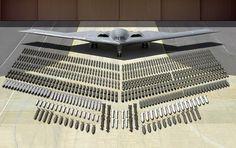 Northrop Grumman B-2 Spirit via Aero-Pictures